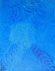 N° 22 «La naïade de bleu» (11 11 11).