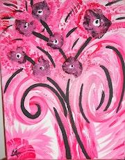 N°39 » Bouquet de cookies » (14 02 12).