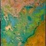 La création: terre-mer. Dominique Ivanoff