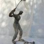 Golf player. Joe Big-Big