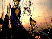Femme lumiere.