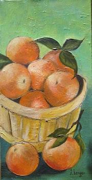 Oranges amères.