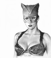 Catwoman. 33Domy