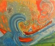 N°60 » Les vagues de la vie » (29 11 12).