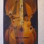 Composition instrument. Arnaud De Bonis - Artiste Peintre