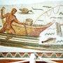 Mosaique romain. Mohamed Mansour