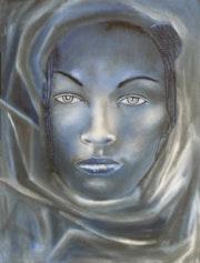 La femme des hommes bleus. Patgin