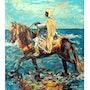 Rider to the sea. Noura Ben