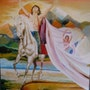 Hidalgo ou l'adoration du soleil. Marès
