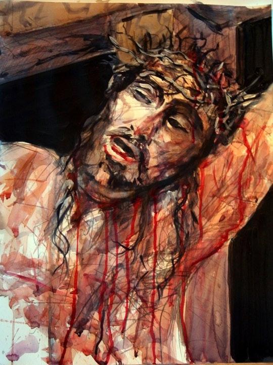 La passion du Christ. Laurent Colsenet Laurent Colsenet