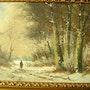 Winterlandscape. Bert Veenema