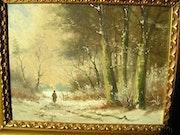 Winterlandscape.