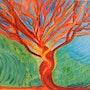 N°61 » L'arbre enlacé » (17 11 12). Les Lumières De Ma Vie