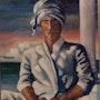Le jeune homme au turban. Marès