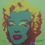 Andy Warhol Marilyn Monroe signed authenticated lithograph II. 25.1287 / 2400. Elcoco