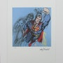 Andy Warhol Superman authenticated signed lithograph. Elcoco