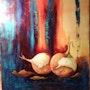 Oignons. Christiane Thezier