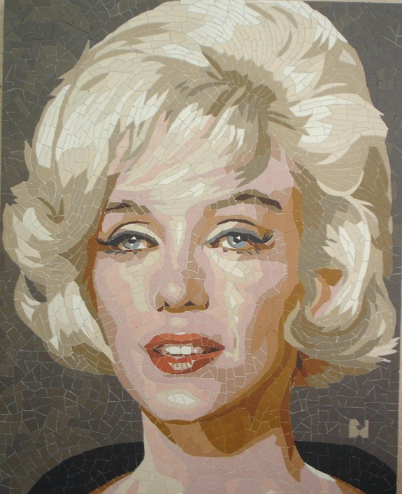 Marylin Monroe. Bernard Bertrand Bd2