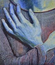 La main gauche de Jeanne d'Arc.
