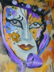 Masque de Venise.