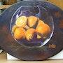 Quelques oranges. Rsylvie