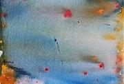 Cerisier 2008; acrylique sur toile.
