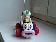 Porte-photo Mario Kart-personnage du jeu. Jpmvp