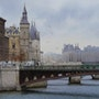 Un hiver à Paris. Thierry Duval