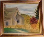 La chapelle de Fixin. Nadine Gartau