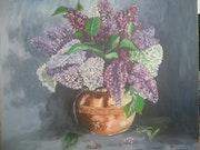 Bouquet de Lilas.