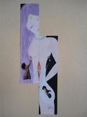 «La maternité. ». Sandra Fromont