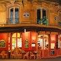 Le café des musées - Paris. Houmeau