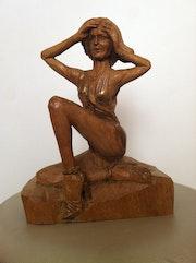 La femme d'or. Plaza Moreno
