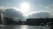 Paris, l'hiver, France.