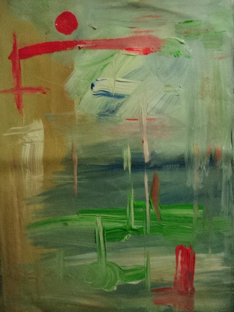 Blue Horizon. Finch Finch Art