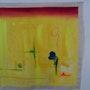 Yellow. Finch Art