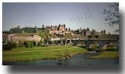 Passage des Grues sur Carcassonne.