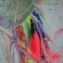 Paint & canvas #2. Finch Art