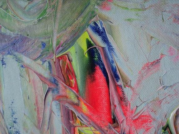 Paint & canvas #2. Finch Finch Art