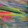 Paint & canvas #4. Finch Art