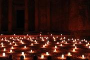 Petra : le trésor la nuit.