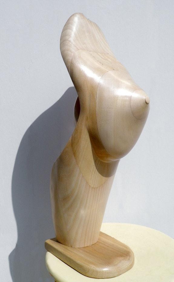 Sculpture 45. Brandicourt Jean-Marie Jean-Marie Brandicourt