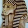 Mask-tutankhamun. Ingrid