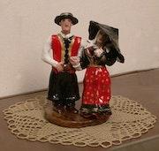 Le Couple Breton. Siana Et Michelle Simi