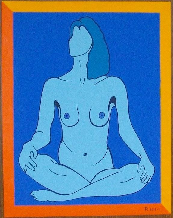 Ma mie blue. Fk Fk