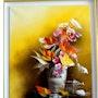 Bouquet de lumière.. Suzanne Monnot