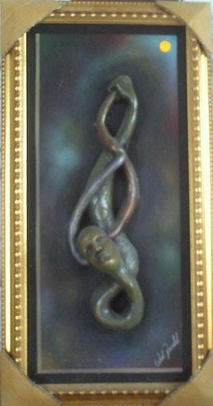 Le Porteur d'Esclavage (Toussaint Louverture). Cadet Ronald Ron'arts
