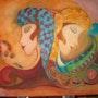 La dualidad/ the duality. Pilar Ortiz Fine Art