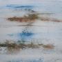 Art contemporain peinture acrylique. Virginie Dombes Derycke