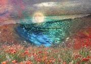 Le printemps et sa féérie de couleur. Max Parisot Du Lyaumont